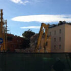 Demolizione fabbricato pericolante messa in sicurezza