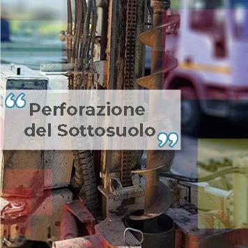 Trivellazione Pozzi Roma